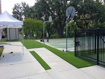 Artificial Grass Photos: Artificial Turf Abilene, Kansas Lawn And Landscape, Commercial Landscape