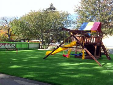 Fake Lawn Walton, Kansas Indoor Playground, Commercial Landscape artificial grass