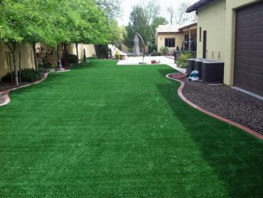 How To Install Artificial Grass Hesston, Kansas Landscape Design, Backyard Makeover artificial grass