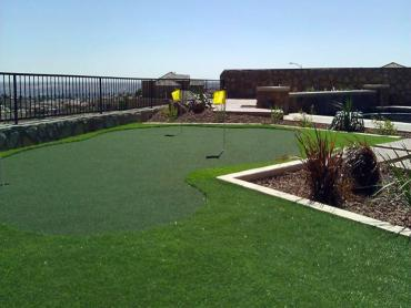 Artificial Grass Photos: Lawn Services Hillsboro, Kansas Putting Green Grass