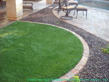 Plastic Grass Sedgwick, Kansas Roof Top, Front Yard Landscape Ideas artificial grass