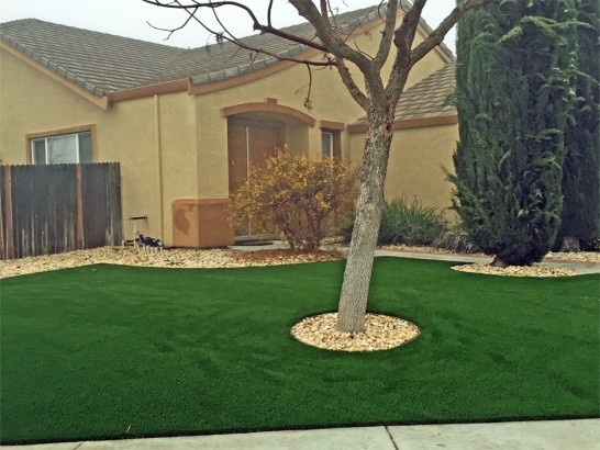 Artificial Grass Photos: Synthetic Lawn Kiowa, Kansas Paver Patio, Landscaping Ideas For Front Yard