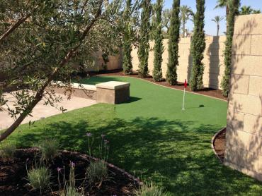 Artificial Grass Photos: Synthetic Lawn Portis, Kansas Outdoor Putting Green, Backyard Makeover