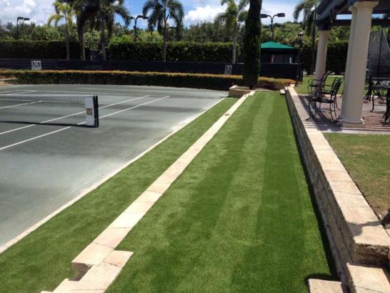 Artificial Grass Photos: Synthetic Turf Supplier El Dorado, Kansas Landscape Design, Commercial Landscape